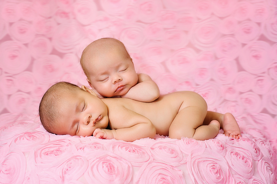 Sleep training for twins