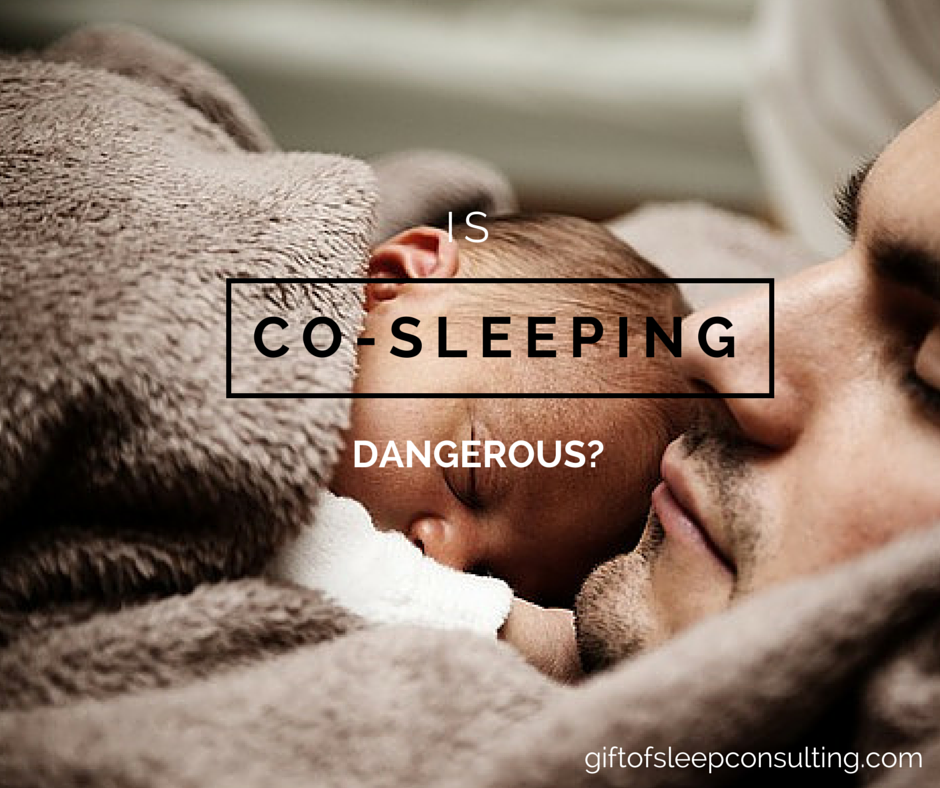 Is co-sleeping dangerous?