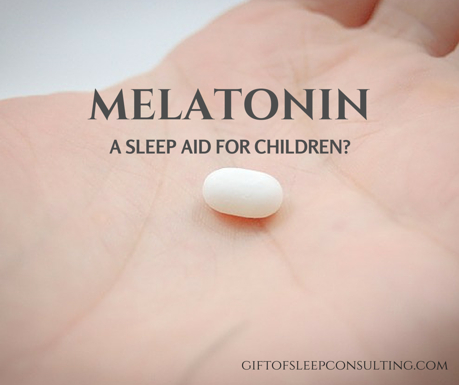 melatonin-children