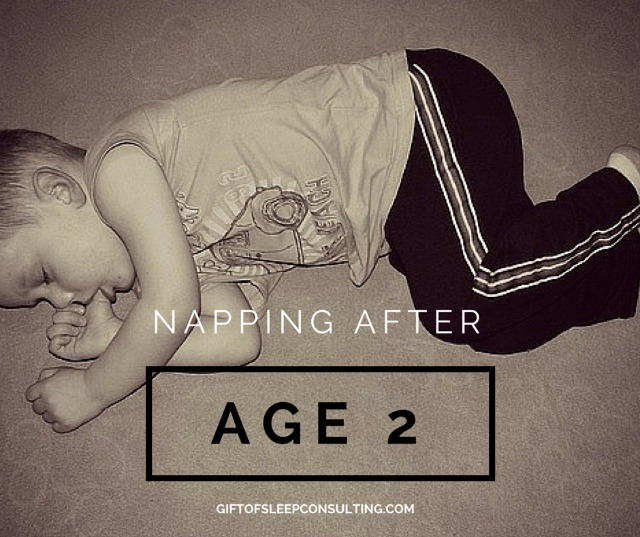 A new study purports that napping after age 2 can interrupt healthy sleep; here are my thoughts on these findings.