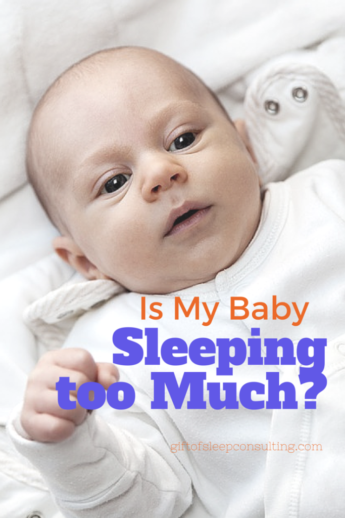 Is my baby sleeping too much? The simple answer is that there is no limit on daytime sleep for babies, but there are signs to look for.