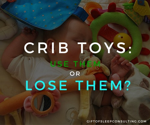 Everywhere parents look, toys are being marketed to them or their children. Get the scoop on crib toys and whether or not you should buy them.