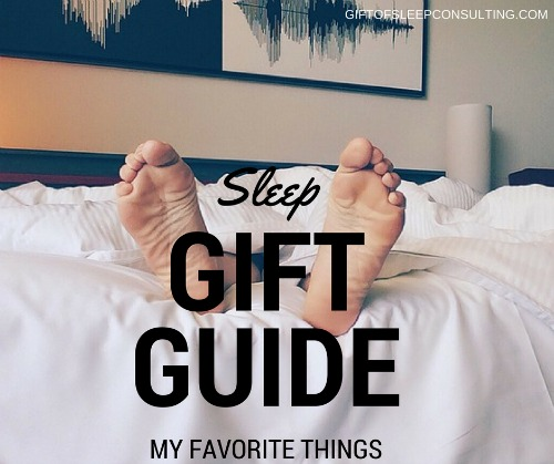 Here are product recommendations I give to clients, to help create a healthy sleep environment for their babies, in one convenient sleep gift guide.
