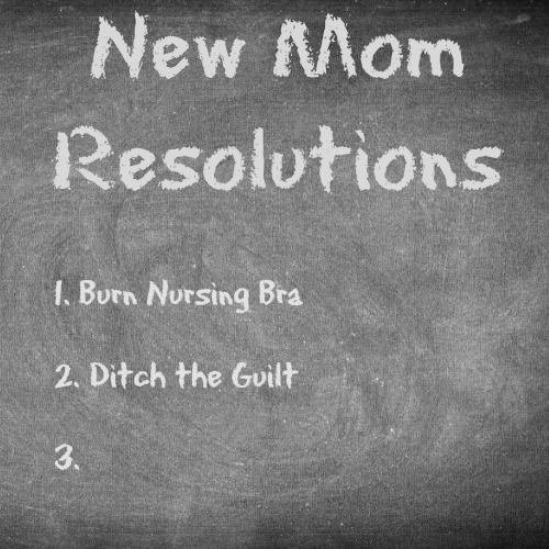 new mom resolution