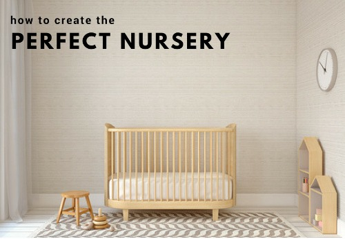 create perfect nursery